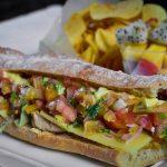 Un sandwich pour midi